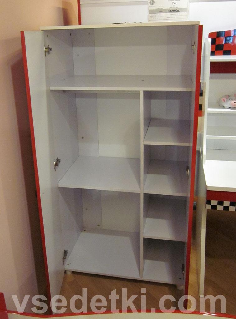 Шкафы детские для одежды фото