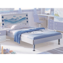 Детская кровать Milli Willi Дельфин