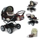 Универсальная коляска Reindeer Twin 2в1