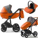 Универсальная коляска Verdi Orion Premium 3в1 (Эко-кожа)