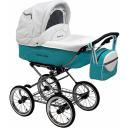 Универсальная коляска Maxima Elite XL 2в1 (Эко-Кожа)