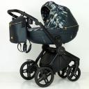 Универсальная коляска Verdi Futuro Premium 3в1 Limited Edition (Эко-кожа)