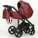 Универсальная коляска Verdi Orion Premium 3в1 Limited Edition (Эко-кожа)