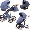 Универсальная коляска Lonex Comfort Prestige 3в1