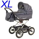 Универсальная коляска Reindeer Style Len XL 3в1