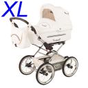 Универсальная коляска Reindeer Style Leather XL 3в1 (Эко-кожа)