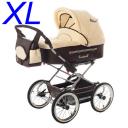 Универсальная коляска Reindeer Style Leather XL 2в1 (Эко-кожа)