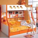 Детская двухъярусная кровать Milli Willi модель 336