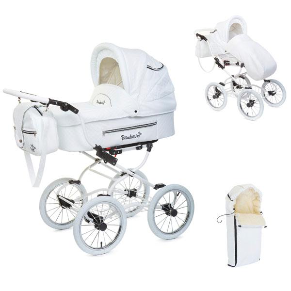 Французские коляски для новорожденных