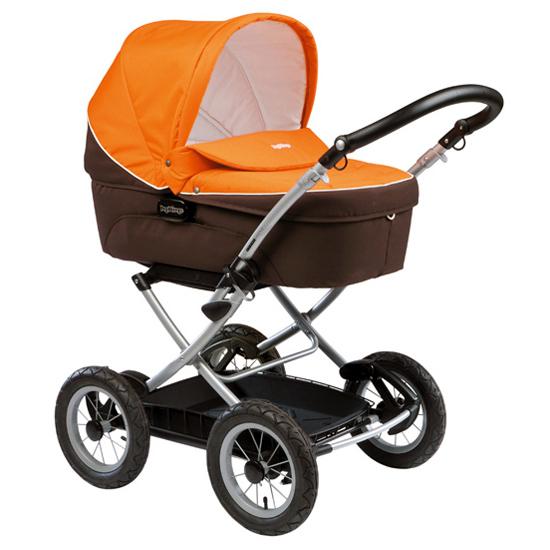 Коляска для новорожденных peg perego young auto